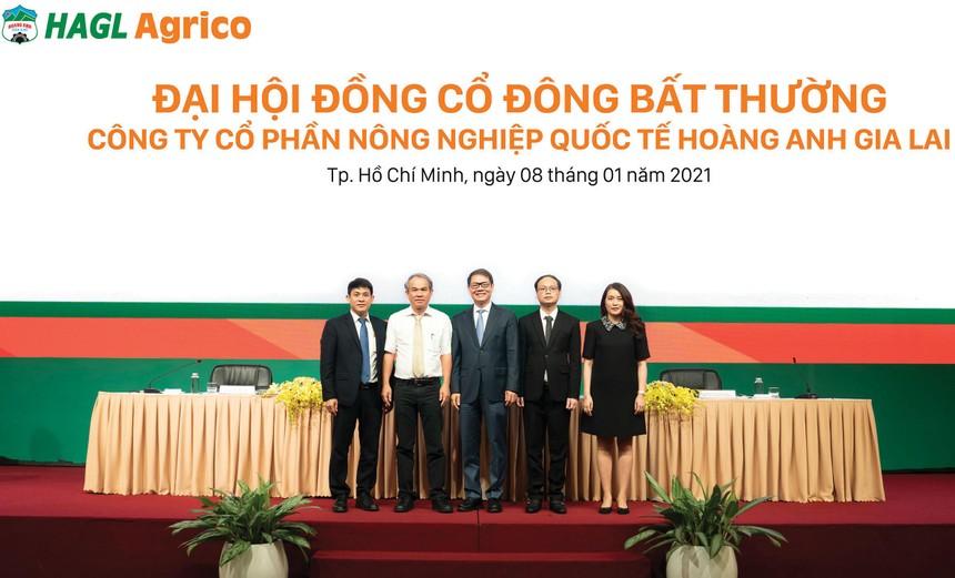 Thaco đã chính thức tiếp quản Hoàng Anh Gia Lai Agrico.