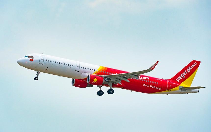 Vietjet báo lãi hợp nhất quý I/2021 nhờ đầu tư dự án và dịch vụ hàng không