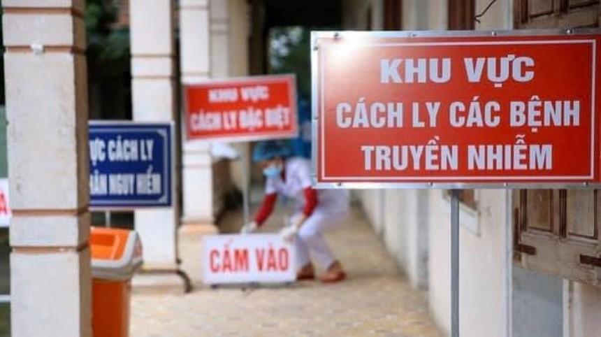 Hà Nội có thêm 1 ca mắc COVID-19 trú tại Times City, Hoàng Mai