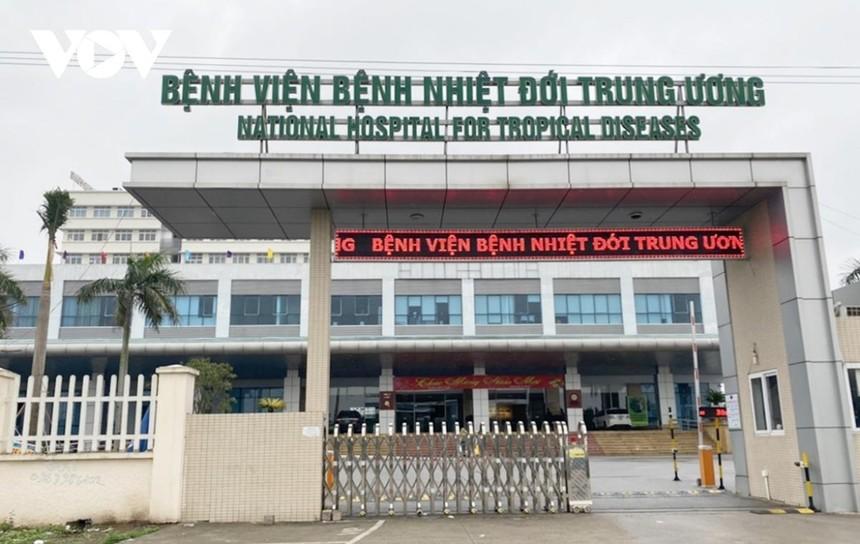 Bệnh viện Bệnh nhiệt đới T.Ư cơ sở 2 tại Kim Chung, Đông Anh.