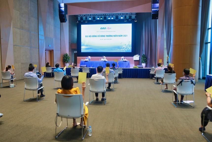 Đại hội đồng cổ đông thường niên FLC Stone 2021.