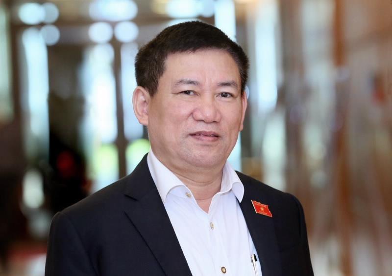 Ông Hồ Đức Phớc, Bộ trưởng Bộ Tài chính kiêm giữ chức Chủ tịch Hội đồng quản lý BHXH Việt Nam.