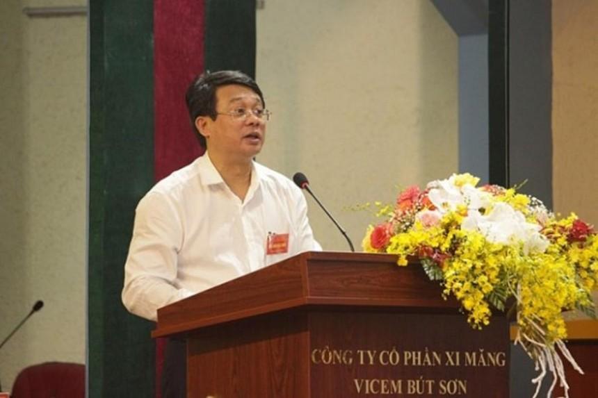 Ông Bùi Hồng Minh - Chủ tịch Hội đồng thành viên Tổng công ty Ximăng Việt Nam (VICEM) được bổ nhiệm làm Thứ trưởng Bộ Xây dựng.