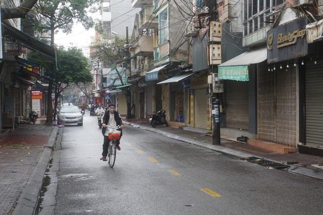 Hải Dương tiếp tục thực hiện giãn cách xã hội với 11 huyện, thị, thành. (Ảnh: Nguyễn Dương).