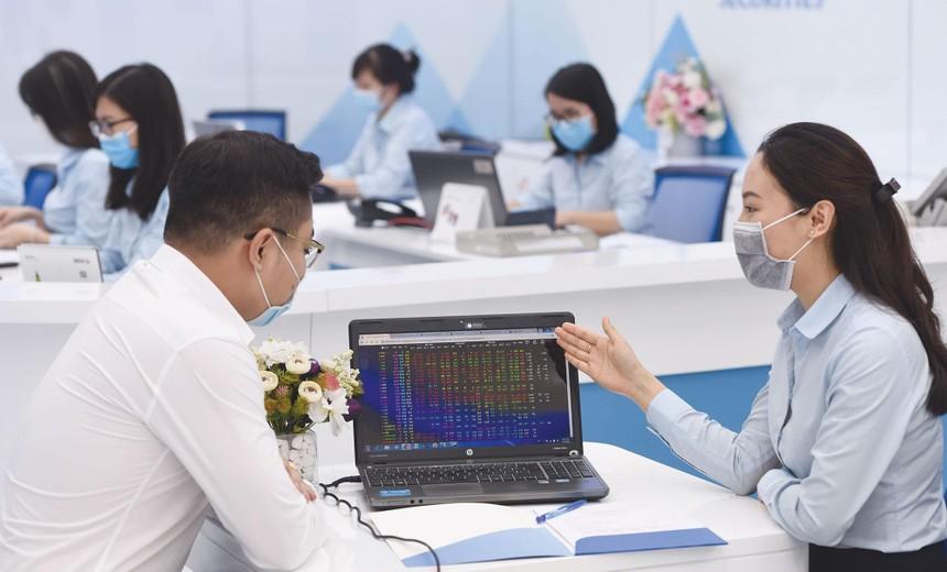 113.674 tài khoản chứng khoán được mở mới trong tháng 5/2021.