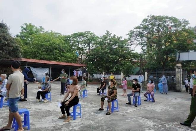 Bắc Ninh: Ghi nhận thêm 35 ca dương tính với SARS-CoV-2