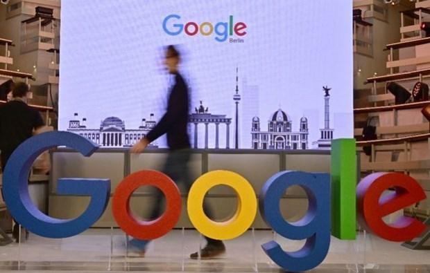 Google bị cáo buộc lạm dụng vị thế thống lĩnh trên thị trường, có những hành vi cạnh tranh không lành mạnh. (Nguồn: AFP).
