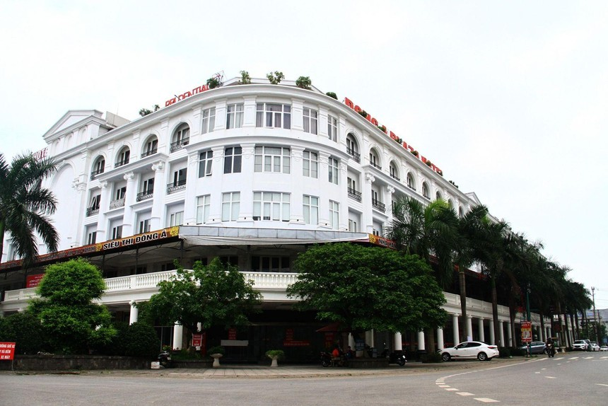 Lĩnh vực hoạt động chính của Khách sạn Đông Á bị ảnh hưởng nặng nề do dịch Covid-19