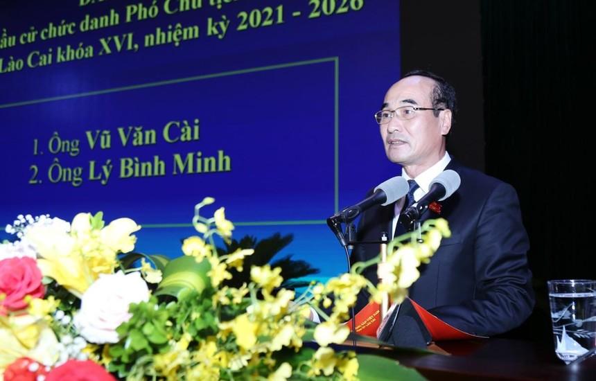Lào Cai bầu Chủ tịch HĐND và UBND tỉnh khóa mới