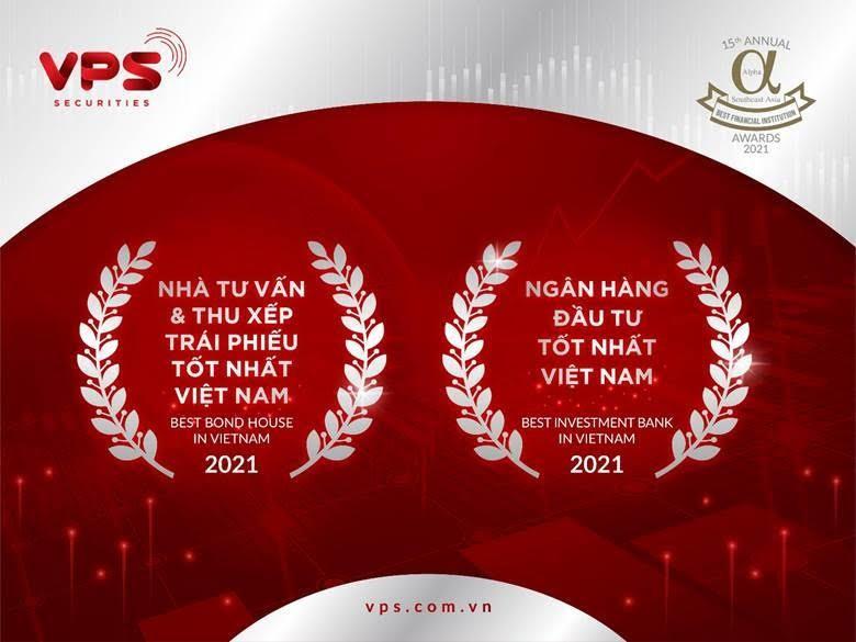 Lần thứ 9 liên tiếp VPS nhận những giải thưởng cao từ tạp chí uy tín hàng đầu Châu Á – Alpha Southeast Asia.