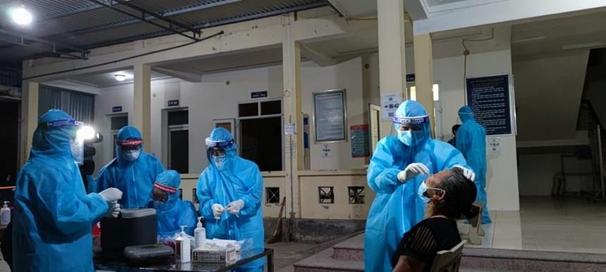 Kết quả xét nghiệm vào tối ngày 17/6, xác định thêm 2 ca mắc Covid-19 trên địa bàn Nghệ An.