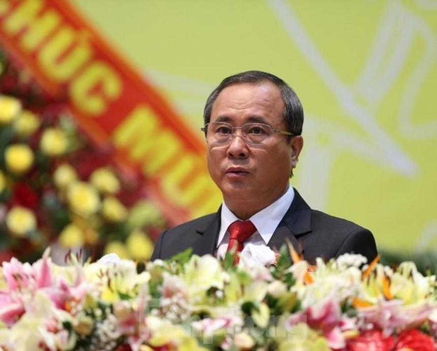 Bí thư Tỉnh uỷ Bình Dương Trần Văn Nam (Ảnh: VTC News).