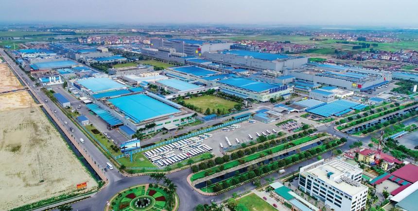 Giá thuê bất động sản khu công nghiệp đã tăng mạnh, tuy nhiên so với khu vực, mức giá của Việt Nam vẫn khá cạnh tranh.