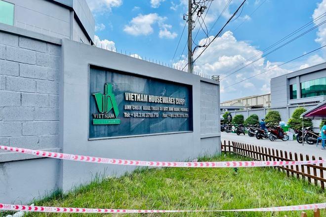 Công ty Việt Nam House Wares hiện ghi nhận có 47 ca bệnh liên quan đến ổ dịch tại phường Tân Phước Khánh, thị xã Tân Uyên.