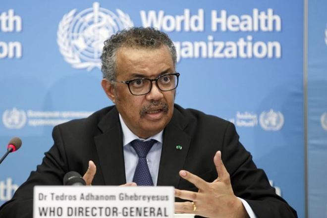 Tổng giám đốc WHO Tedros Adhanom Ghebreyesus (Ảnh: Getty).