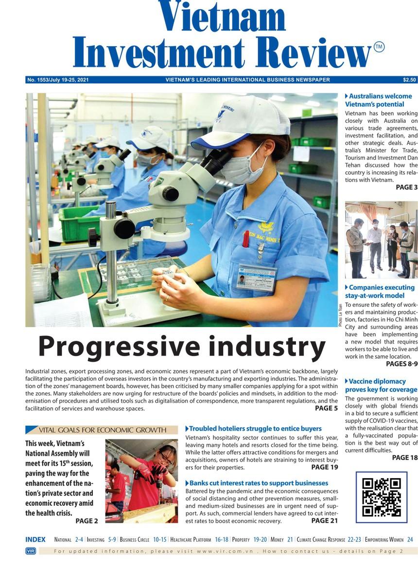 Vietnam Investment Review số 1553