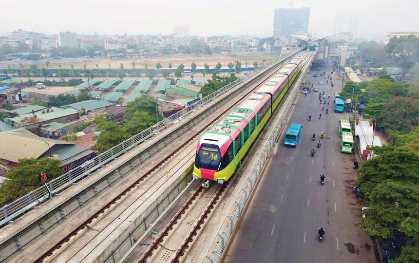Năm 2021, kế hoạch giải ngân vốn đầu tư công là gần 600.000 tỷ đồng. Ảnh: Dũng Minh.