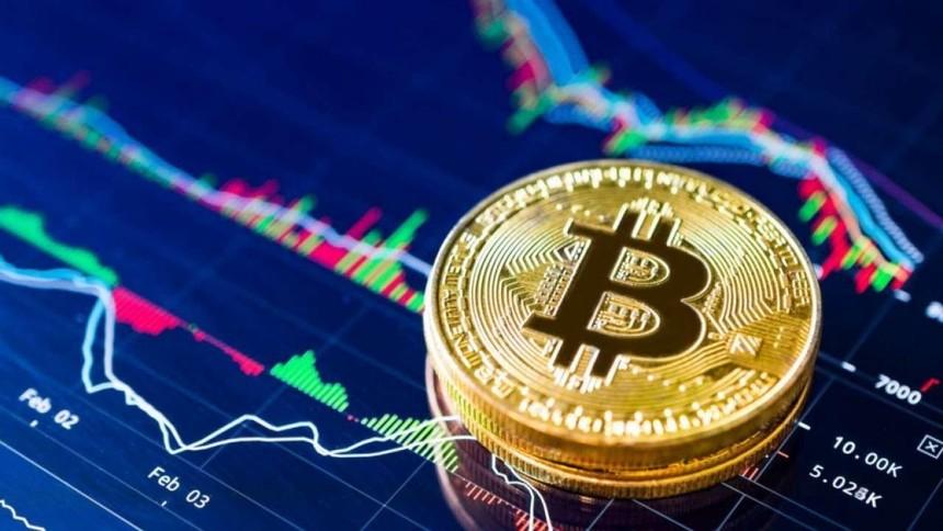 Giá Bitcoin hôm nay ngày 25/8: Thị trường tiền điện tử lại giảm mạnh