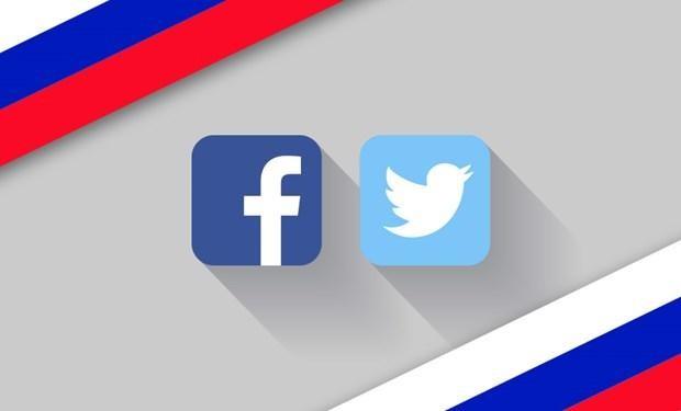 Facebook và Twitter tiếp tục bị phạt ở Nga. (Nguồn: bankinfosecurity).