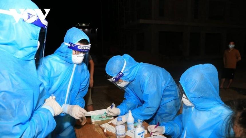 15/21 địa phương ở Nghệ An trở về trạng thái bình thường mới.