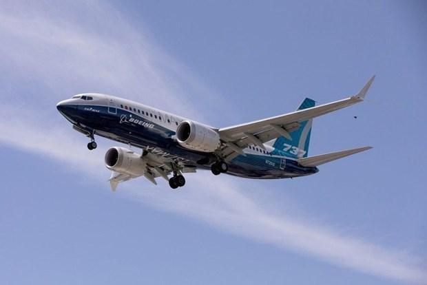 Dòng máy bay Boeing 737 MAX. (Nguồn: Reuters).