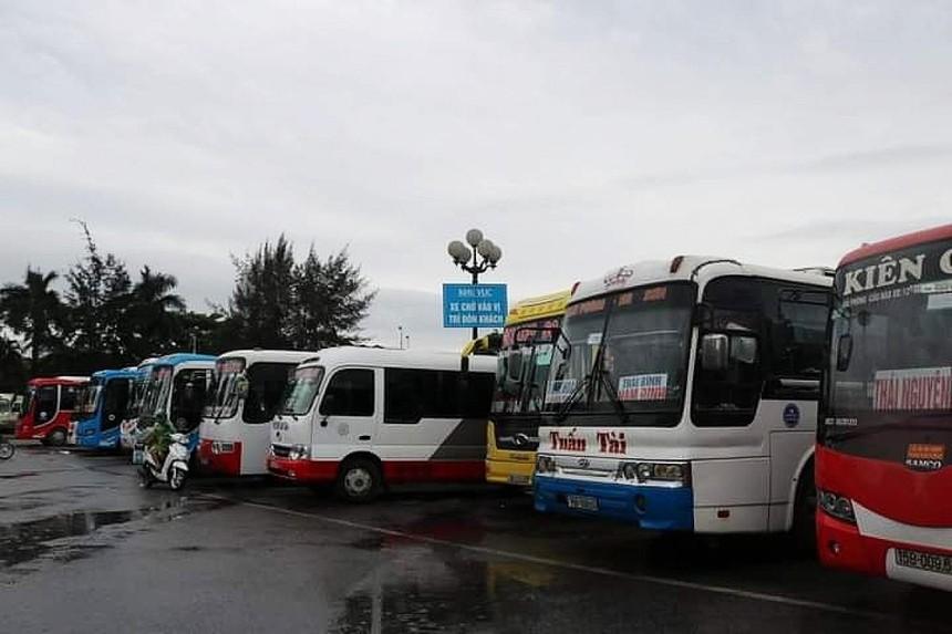 Hải Phòng tạm dừng hoạt động vận tải hành khách tuyến cố định đi Phủ Lý (Hà Nam).