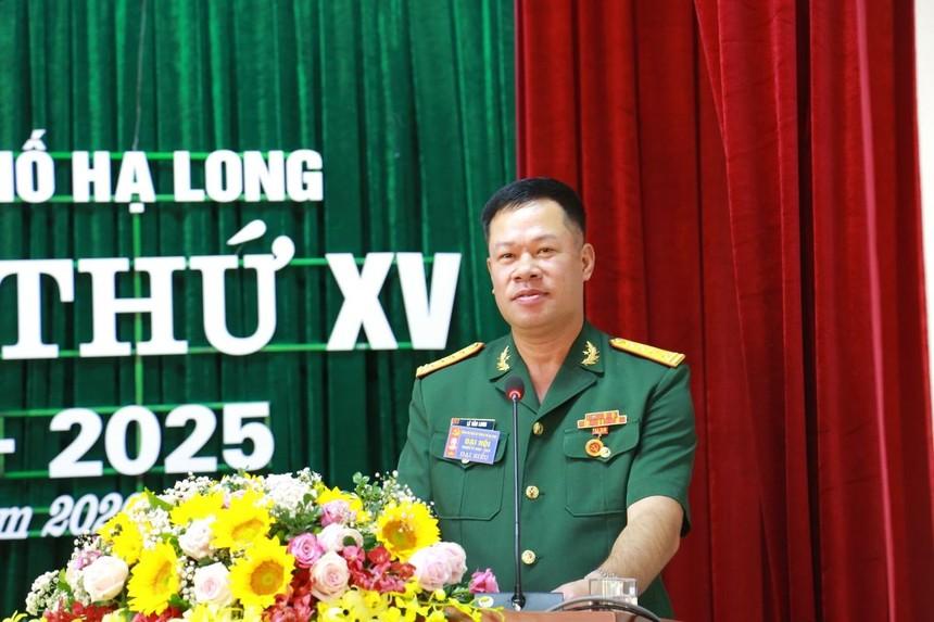Đại tá Lê Văn Long được bổ nhiệm giữ chức Phó Tư lệnh Quân khu 3, Bộ Quốc phòng.