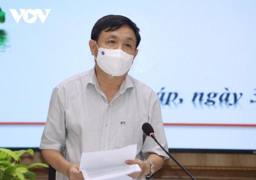 Ông Phan Văn Thắng, Phó Bí thư Thường trực Tỉnh ủy, Chủ tịch HĐND tỉnh Đồng Tháp.