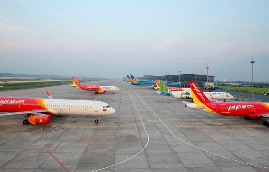 Cục Hàng không đề xuất mở bay lại giữa các địa phương từ ngày 5/10