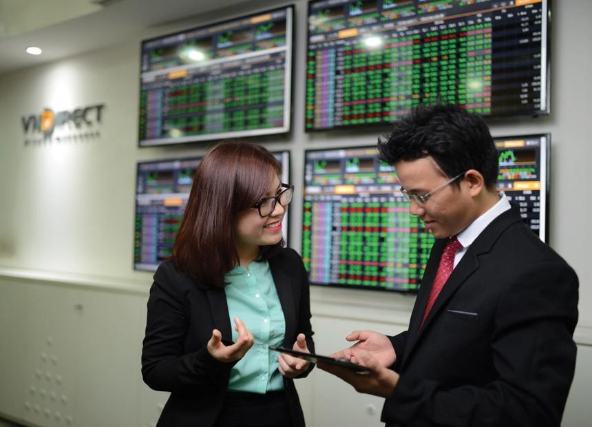 Nhóm công ty chứng khoán được dự báo sẽ ghi nhận lợi nhuận quý III/2021 khả quan.