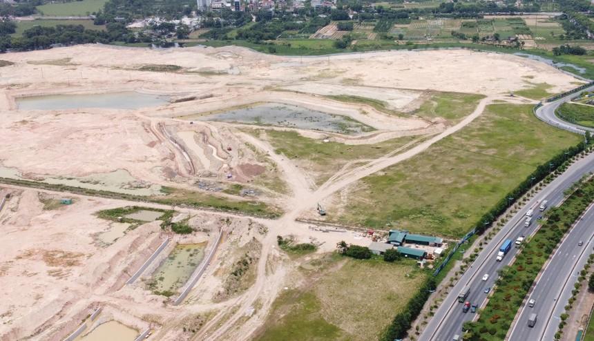DXD sở hữu nhiều khu đất mặt tiền đường lớn. Ảnh minh họa: Dũng Minh.