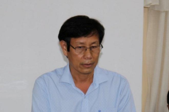 Ông Cao Minh Chu - Giám đốc Sở Y tế TP Cần Thơ (Ảnh: CTV).