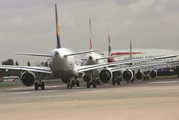 Ngành hàng không được dự báo phục hồi vào năm tới. (Nguồn: AP).