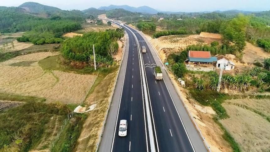 Một đoạn cao tốc Bắc Giang - Lạng Sơn được đầu tư theo hình thức BOT được đưa vào khai thác năm 2018.