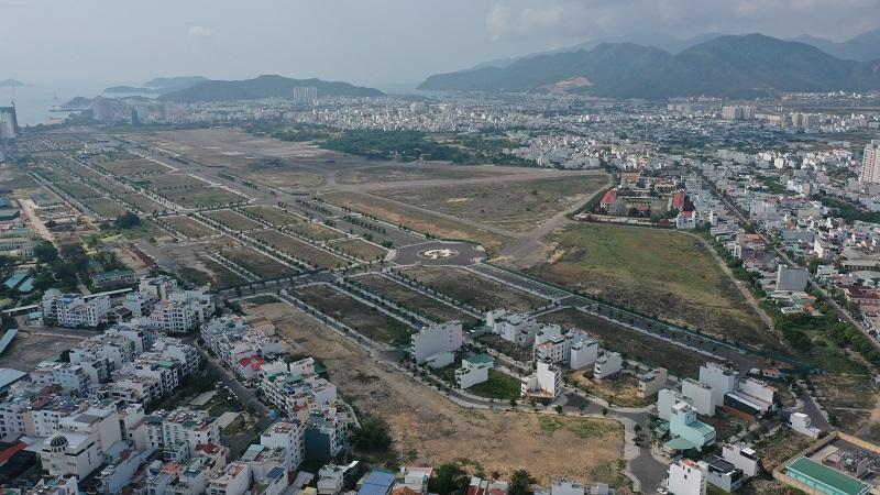 Sân bay Nha Trang (cũ) . Ảnh: Nhiệt Băng.