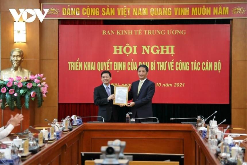 Theo Quyết định số 339-QĐNS/TW ngày 28/9/2021 của Ban Bí thư, ông Nguyễn Duy Hưng, Phó Bí thư Thường trực Tỉnh ủy Hưng Yên, được điều động, bổ nhiệm giữ chức Phó Trưởng Ban Kinh tế Trung ương.