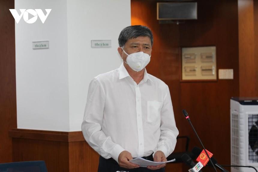 Ông Nguyễn Văn Hiếu, Giám đốc Sở Giáo dục - Đào tạo TP.HCM.