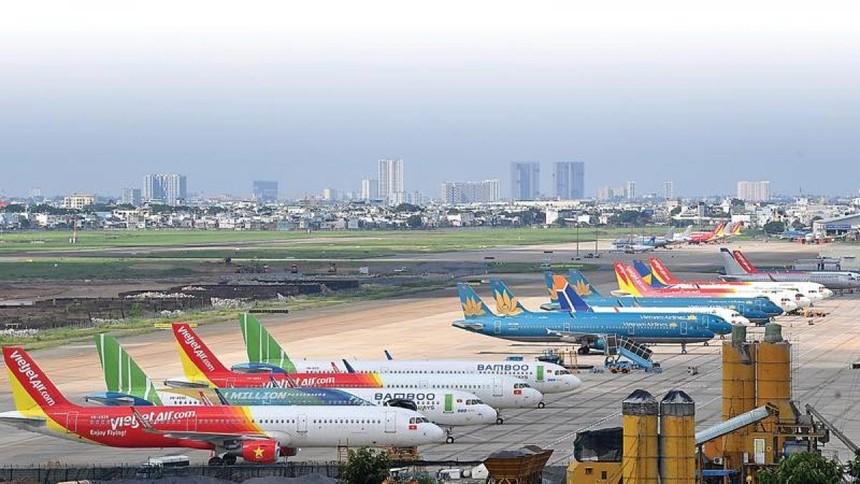 TP.Hà Nội đã dự kiến tạm thời thống nhất giai đoạn 1 mở 2 đường bay (Hà Nội - TP.HCM, Hà Nội - Đà Nẵng) với tần suất 1 chuyến khứ hồi/1 ngày trong 10 ngày đầu, từ ngày 10/10.