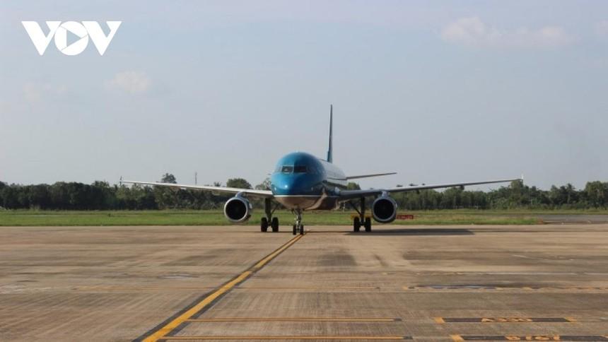 Cần Thơ thống nhất mở lại 7 đường bay nội địa.