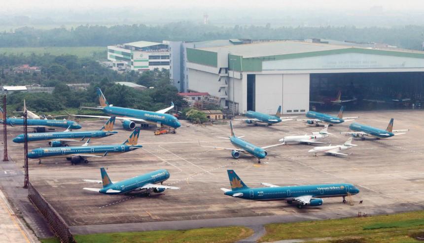 """Mục tiêu hàng đầu của các doanh nghiệp hàng không hiện nay là cố gắng để """"sống sót""""."""