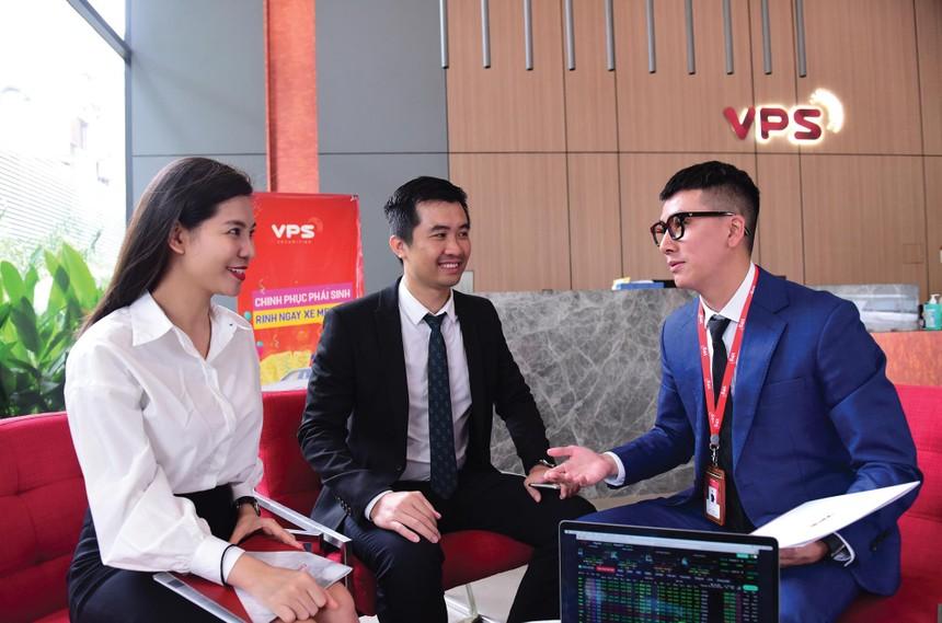 VPS đứng đầu thị phần môi giới quý III trên HOSE, với 16,5%.