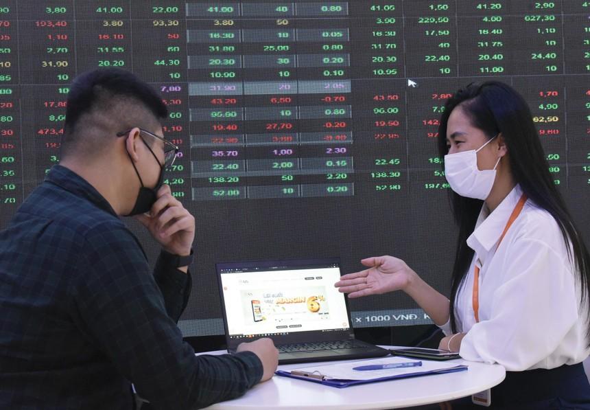 Quy mô thị trường tăng, giá trị giao dịch tăng, nhu cầu giao dịch ký quỹ cũng tăng.