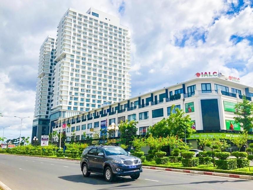 Dự án Apec Mandala Wyndham Phú Yên – Biểu tượng mới của TP. Tuy Hòa, Phú Yên.