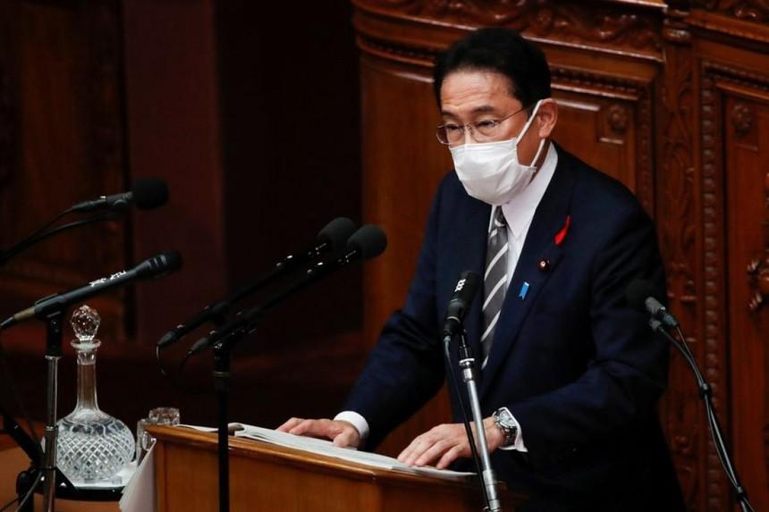 Thủ tướng Nhật Bản Fumio Kishida. (Ảnh: Reuters).