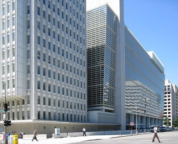 Trụ sở Ngân hàng Thế giới tại Washington DC, Mỹ. (Nguồn: Wikipedia).