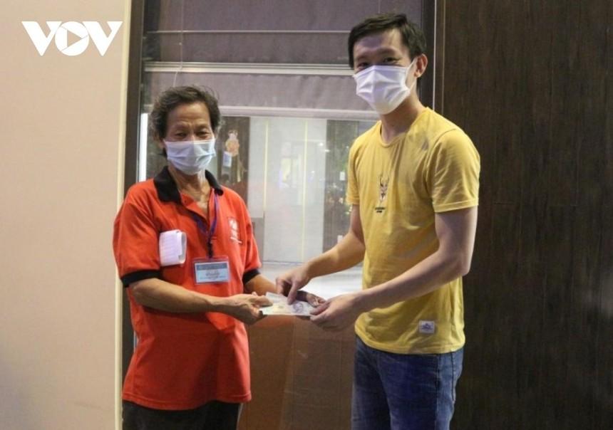 Đà Nẵng hỗ trợ cho người lao động bị ảnh hưởng bởi dịch Covid-19.