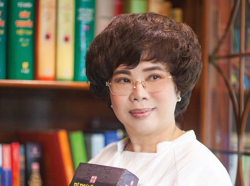 Doanh nhân Thái Hương, Nhà sáng lập, Chủ tịch Hội đồng Chiến lược Tập đoàn TH.