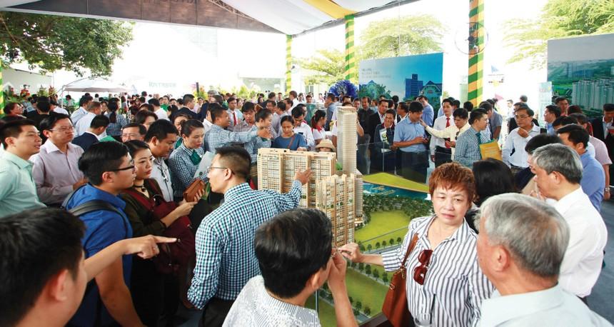 Thị trường bất động sản Việt Nam sẽ còn tiếp tục phát triển mạnh do nhu cầu lớn