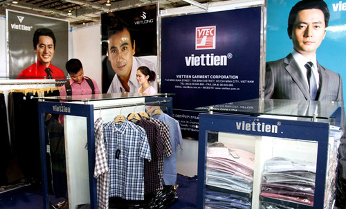 May Việt Tiến (VGG): 6 tháng, công ty mẹ lãi trước thuế 160,5 tỷ đồng