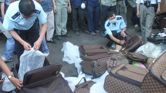 Tháng 9, bắt giữ hơn 1.400 vụ vi phạm hải quan, thu ngân sách hơn 28 tỷ đồng